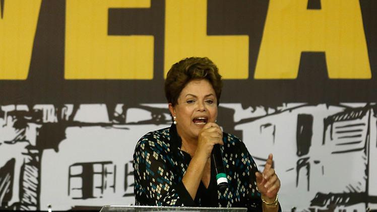 """Dilma Rousseff: """"Todos los Mundiales deben ser investigados"""""""