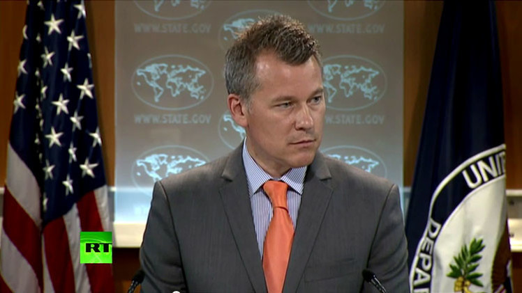 Departamento de Estado de EE.UU. evita comentar el bombardeo de barrios civiles por tropas de Kiev