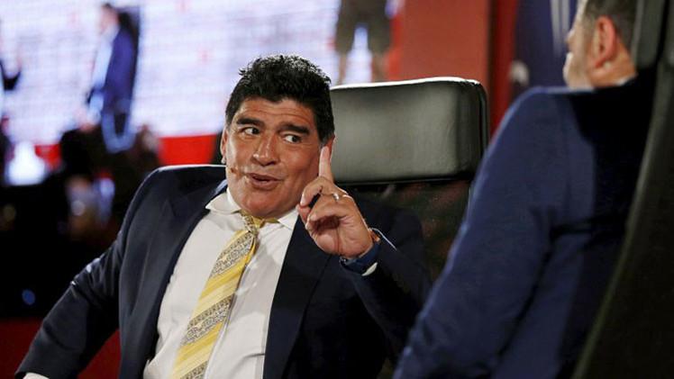 La carta 'profética' que publicó Maradona dos días antes del escándalo en la FIFA