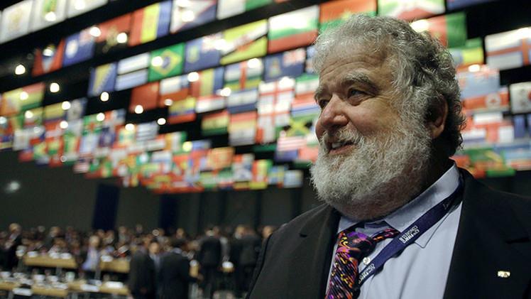 La lujosa vida del informante en el caso FIFA: Chuck Blazer tenía un apartamento para sus gatos