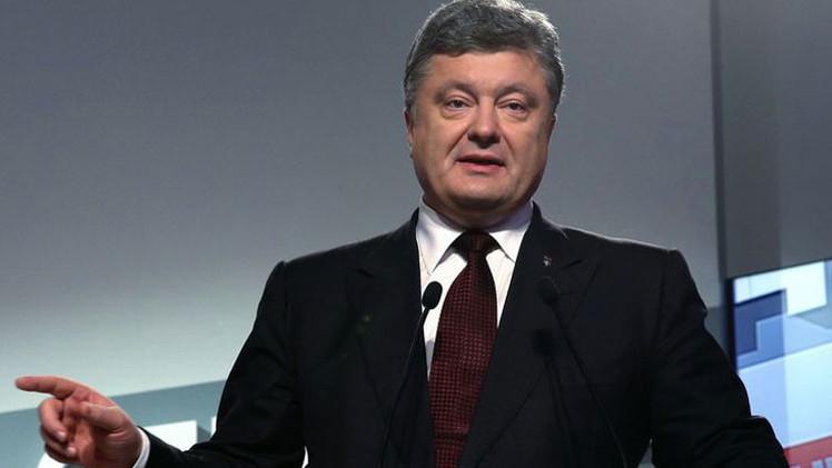 En un año de presidencia Poroshenko aumenta sus ingresos de 2 a 17 millones de dólares