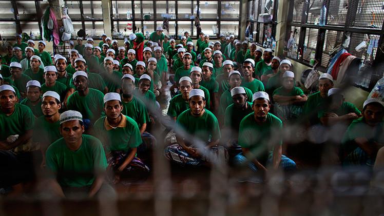 Los rohinyás, el pueblo que nadie quiere (Fotos)