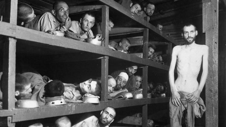 """Experto: """"Víctimas del Holocausto tardaron más de media hora en morir en las cámaras de gas"""""""