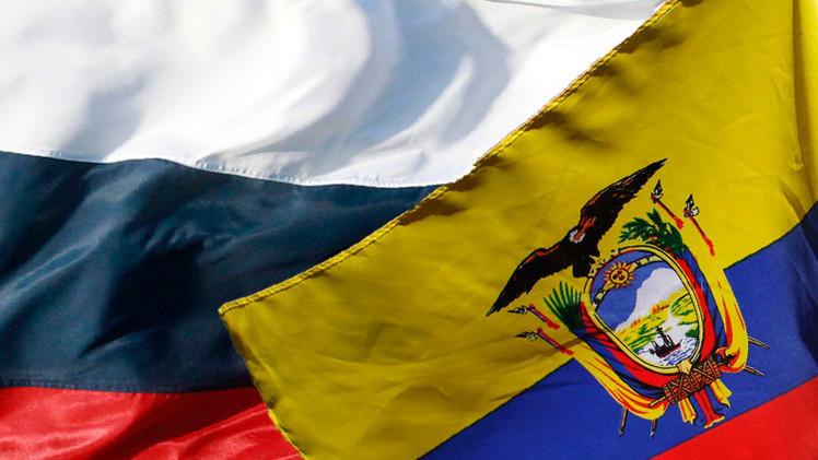 """Putin: """"Ecuador es un socio fiable de Rusia"""""""