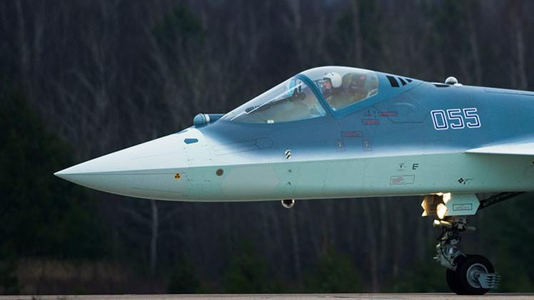 Mejor que el F-35: el ruso T-50, más eficaz contra objetivos terrestres, aéreos y navales