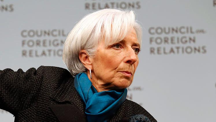 El FMI no excluye la salida de Grecia de la zona del euro