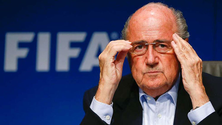 """La insólita explicación de la FIFA: """"No podemos controlar a todos todo el tiempo"""""""