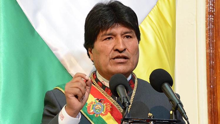 """Evo Morales: """"Los mundialistas deben dirigir los destinos del fútbol"""""""