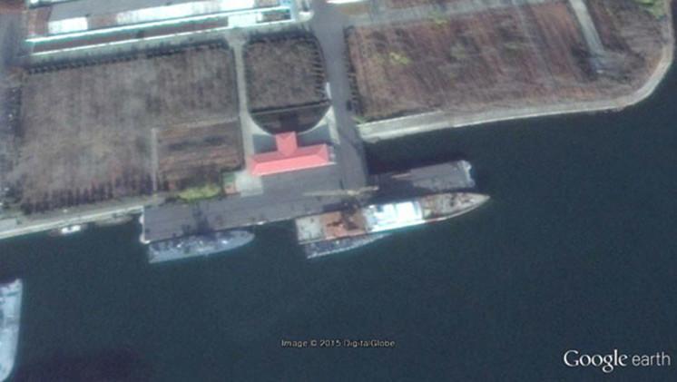 Corea del Norte despliega un 'buque invisible' de alta velocidad