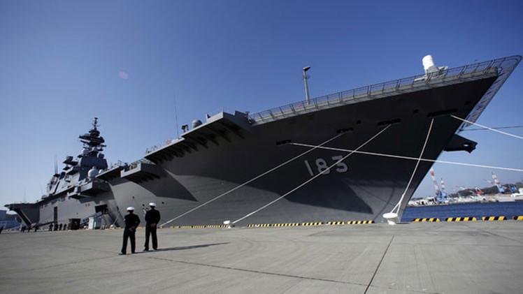 Por primera vez en 70 años: el Ejército de Japón podría apoyar a EE.UU. en el exterior