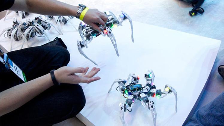 Video: Un robot con instinto animal se recupera del daño en 40 segundos