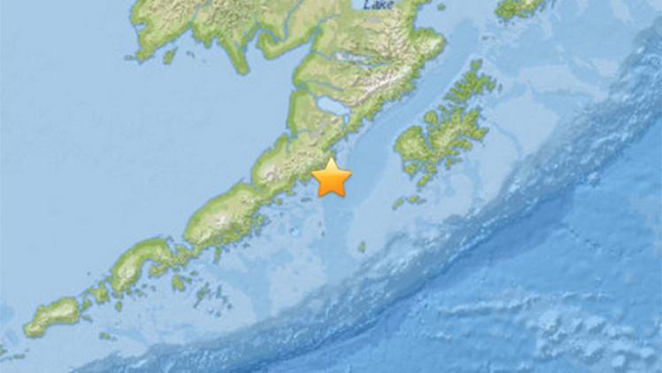 Un sismo de magnitud 7 sacude Alaska