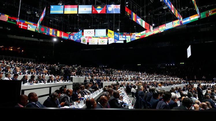 Amenaza de bomba en el Congreso de la FIFA en Zúrich