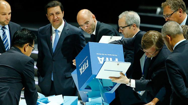 Elección del presidente de la FIFA tendrá segunda vuelta