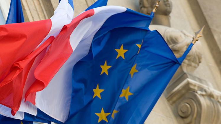 'Frexit': El Frente Nacional pide un referéndum sobre la permanencia de Francia en la UE