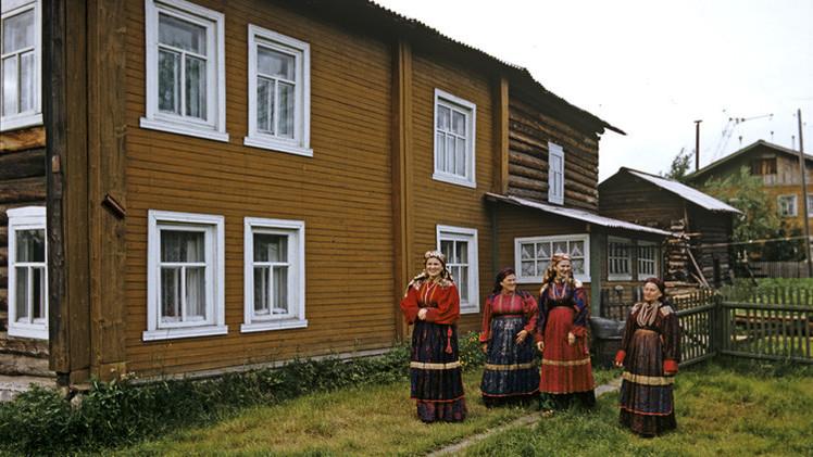 Seis remotas aldeas rusas que fascinan a los viajeros