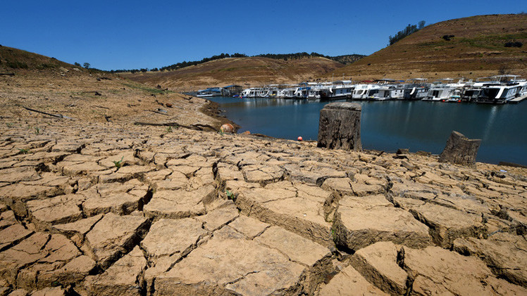 Desaparece una  de las mayores fuentes de agua de California
