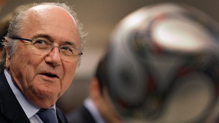 """""""¿Se imaginan que Rusia o China hubieran investigado a los directivos de la FIFA?"""""""
