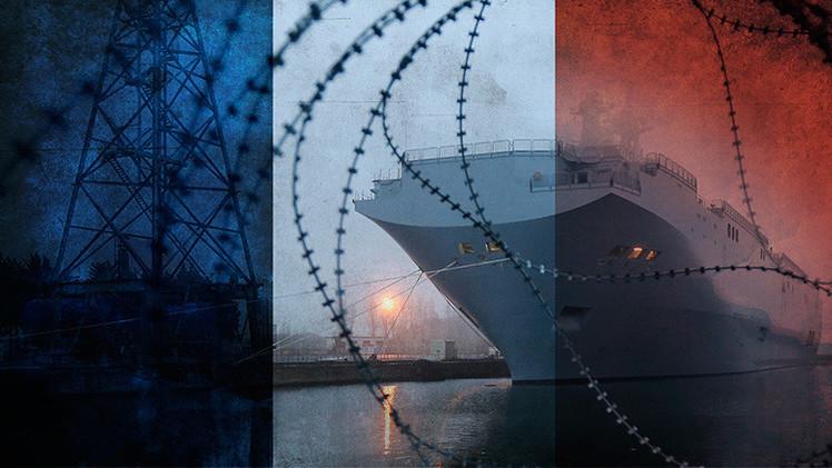Expertos franceses fracasaron en las negociaciones sobre los Mistral en Moscú