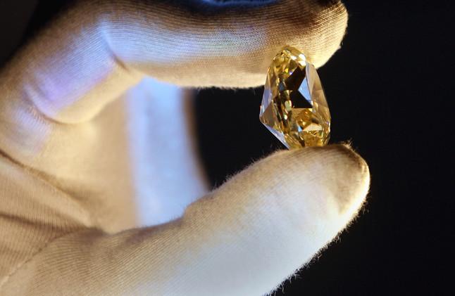 Logro sin precedentes: Empresa rusa sintetiza el diamante más grande del mundo (Foto)