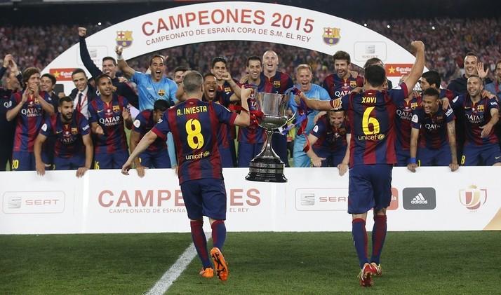 Minuto a minuto: Final de la Copa del Rey Athletic Club de Bilbao - FC Barcelona