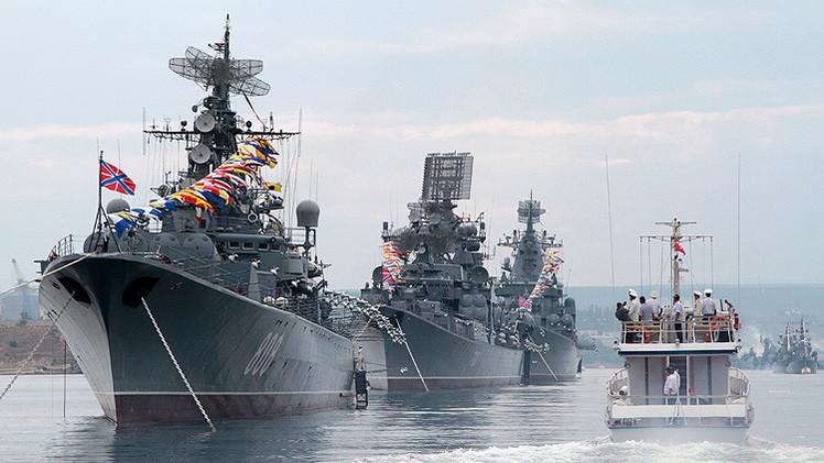 Rusia en 2016 participará en los ejercicios de la Marina en el mar de China Meridional