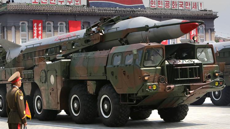 """Corea del Norte revela """"la única vía"""" para evitar la guerra con EE.UU."""