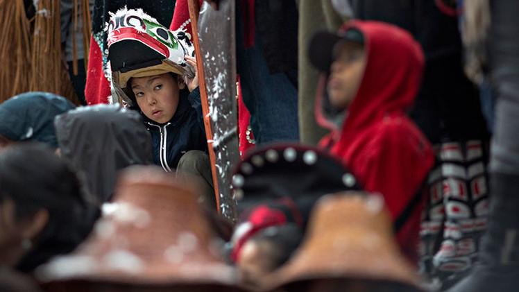 6.000 niños aborígenes murieron en escuelas residenciales de Canadá