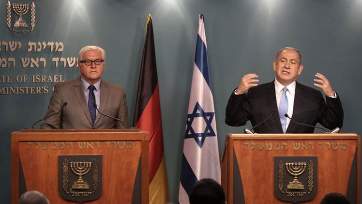 """Benjamín Netanyahu está a favor de crear un """"Estado palestino desmilitarizado"""""""