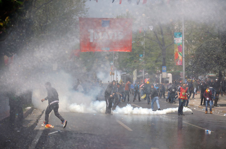 1 de mayo en FOTOS y VIDEOS: 125 años de lucha por los derechos del trabajador