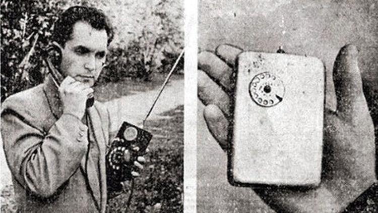 Teléfono móvil KL-1
