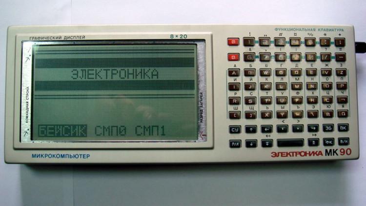 Electrónica MK-90