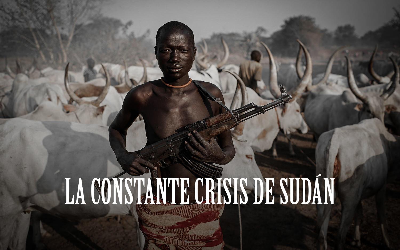 La constante crisis de Sudán