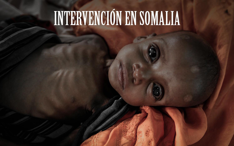 Intervención en Somalia