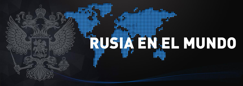 Rusia en el mundo
