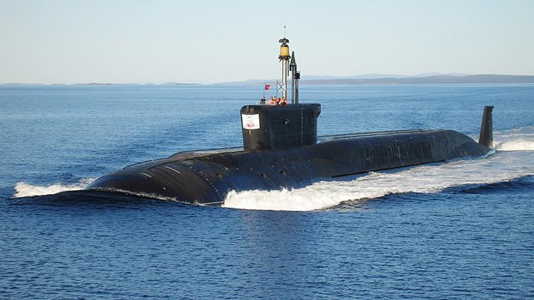 Resultado de imagen para submarino de la clase Boréi, proyecto 955