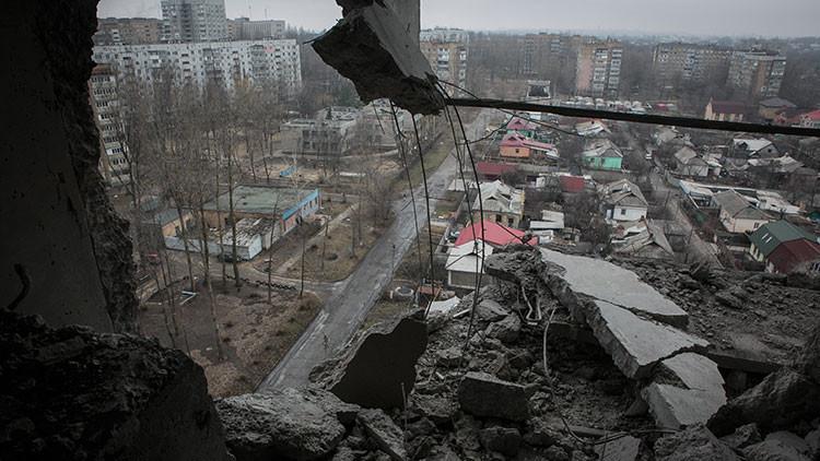 Donetsk y Lugansk presentan a Kiev sus propuestas para cambiar la Constitución de Ucrania