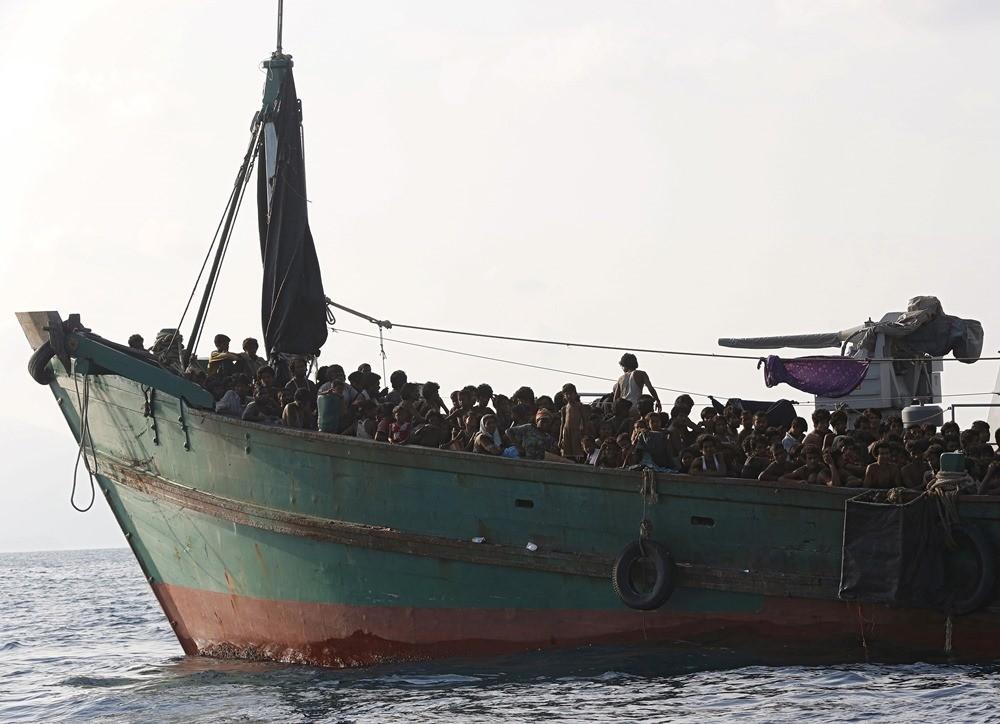 Crisis migratoria en Asia