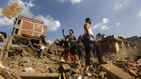 NASA: El terremoto en Nepal alteró la atmósfera de la Tierra