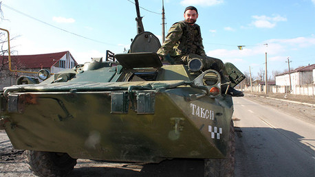 Donetsk: En Minsk se ha hecho un avance importante largamente esperado