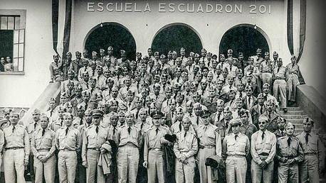 Escuadrón 201 mexicano, pieza clave en la derrota de los japoneses en la II Guerra Mundial
