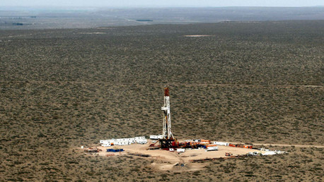 La petrolera argentina YPF descubre un nuevo pozo petrolífero en Río Negro