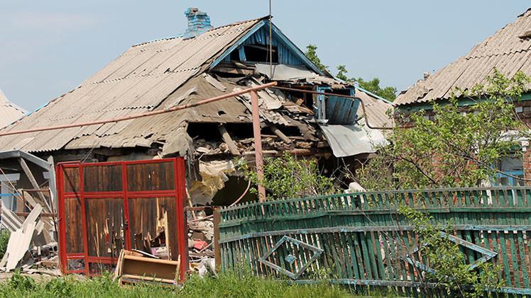 """Parlamentario ruso: """"Existe la impresión de que Ucrania no necesita Donbass"""""""