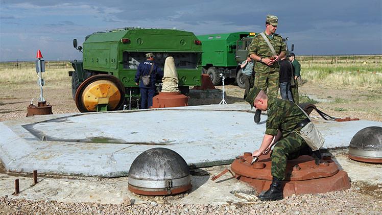 """""""Rusia tiene derecho de desplegar armas atómicas en el país, incluso en Crimea, si fuera necesario"""""""