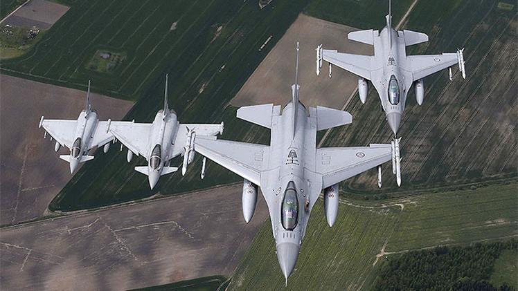La OTAN empieza los ejercicios militares en los países bálticos