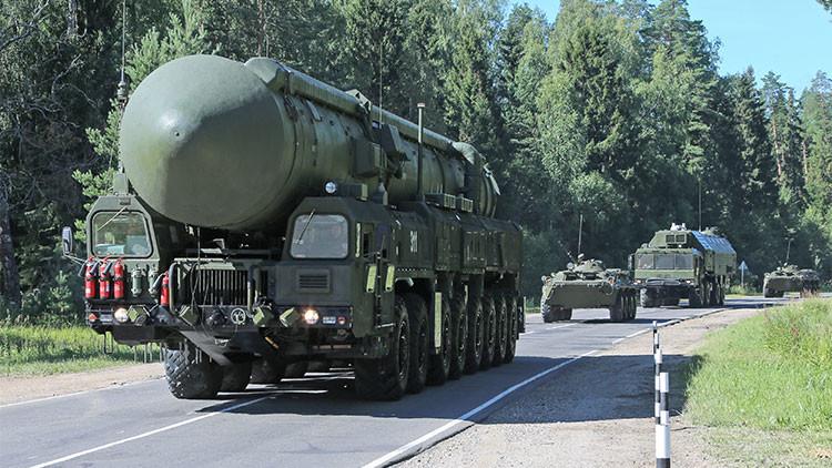 Las Tropas de Misiles Estratégicos rusas realizarán una amplia gama de ejercicios inéditos