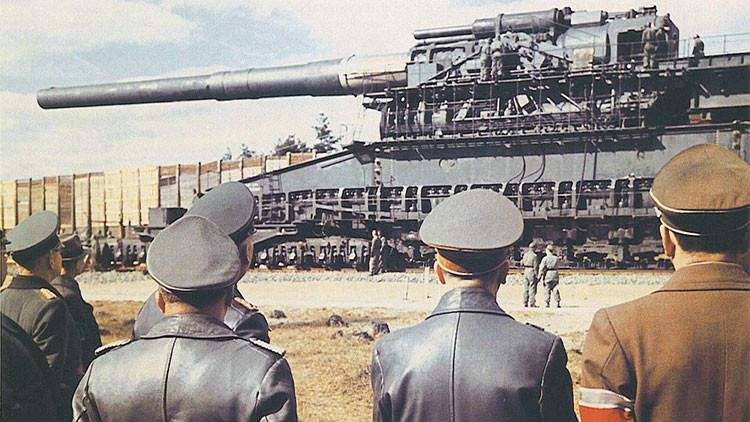 Las 14 armas secretas más extrañas e impactantes de los nazis