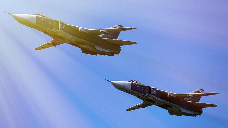 Publican el video de un caza ruso en el mar Negro sobrevolando un destructor de EE.UU.