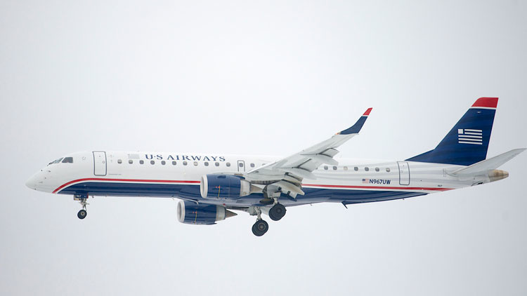 Amenazas de bomba contra varios aviones de EE.UU. en pleno vuelo
