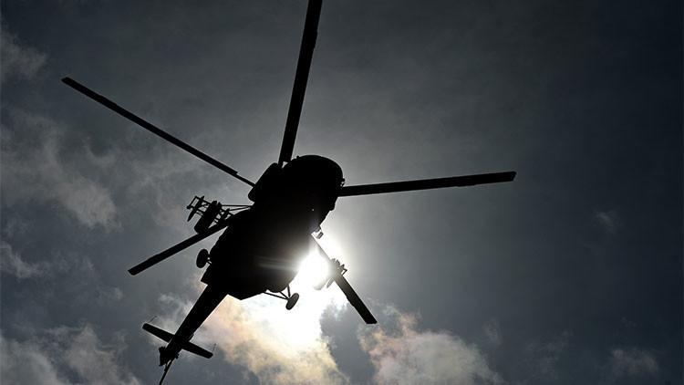 Desmienten la información sobre la caída de un helicóptero Mi-8T en Moscú